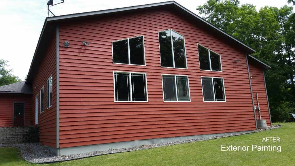 Why You Should Get Your House Exterior Painted/Stained In Spring
