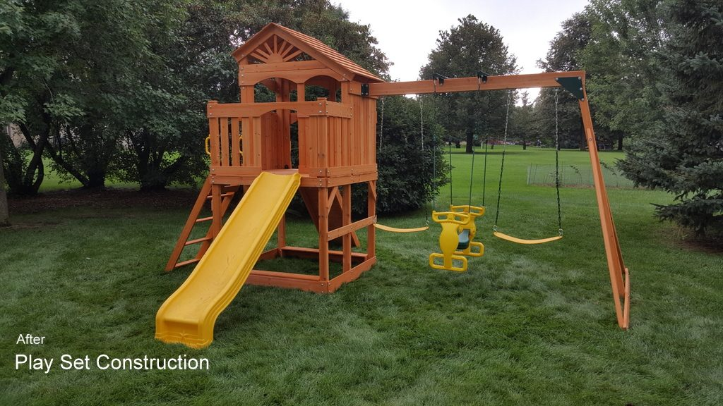 play set construction