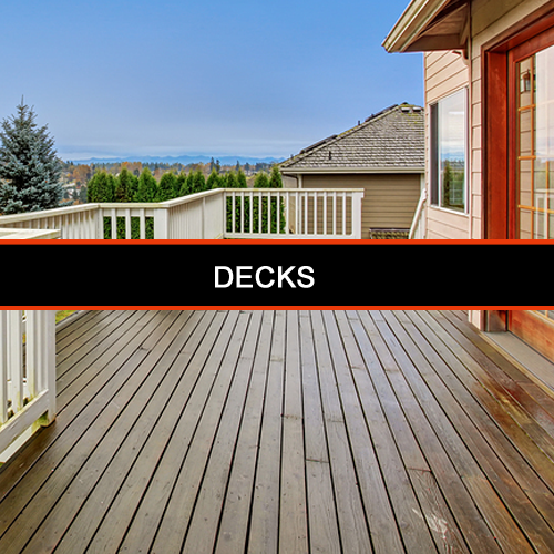 4-Deck Staining